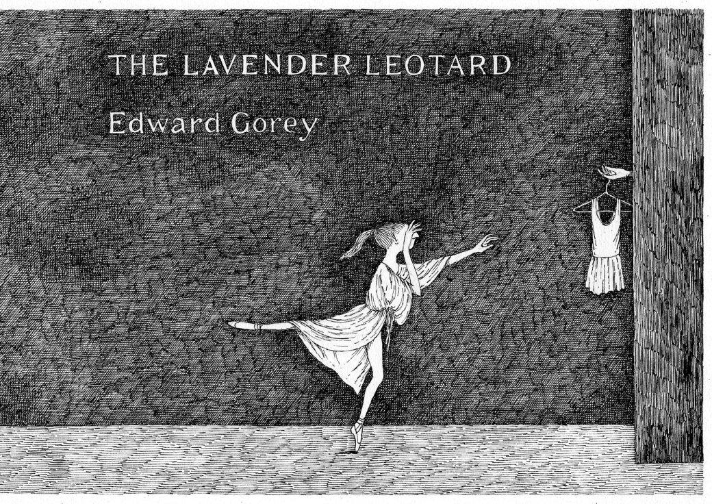 lavender leotard